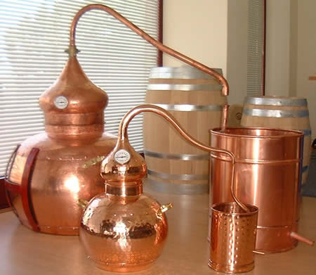 HOGA COMPANY POT STILLS